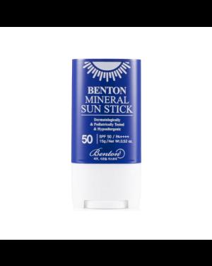 Benton - Mineral Sun Stick (SPF50+ PA++++) - 15g