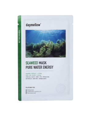 daymellow' - Seaweed Water Energy Mask - 1pc
