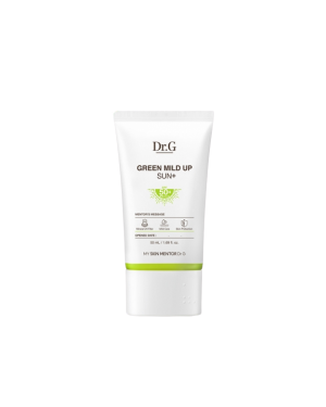 Dr.G - Green Mild Up Sun+ (SPF50+ PA++++) - 50ml