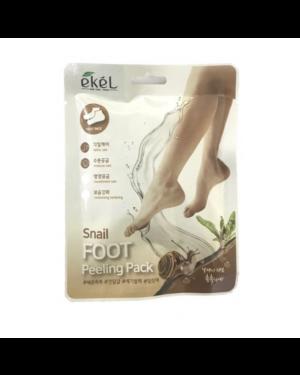 eKeL - Pack peeling pied d'escargot -20g x2