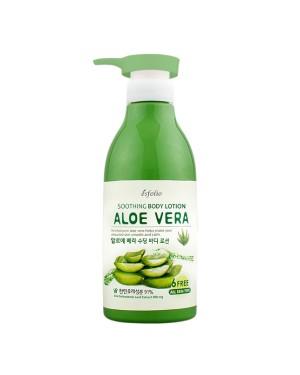 esfolio - Aloe Vera Lait Corporel Apaisant - 500ml