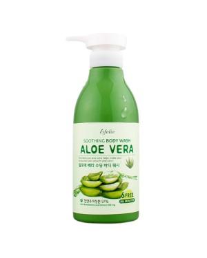 esfolio - Aloe Vera Gel douche apaisant - 500ml
