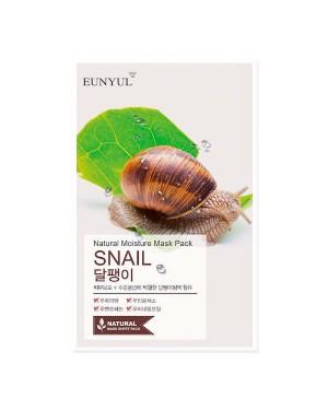 EUNYUL - Pack masque hydratant naturel - Escargot - 1pc