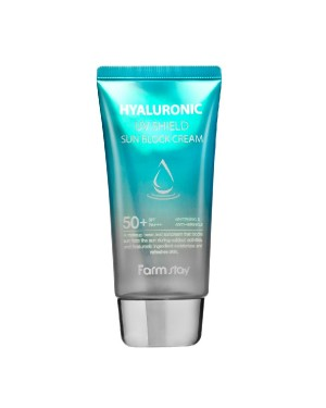 Farm Stay - Hyaluronic UV Shield Sun Block Cream - 70g