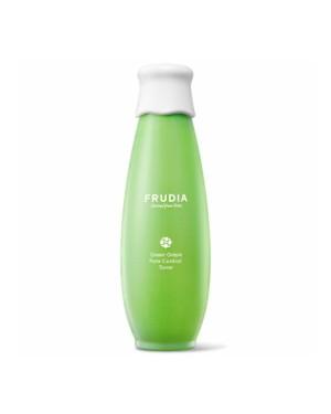 FRUDIA - Raisin vert Réducteur de Pores, toner - 195ml