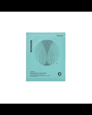 Haruharu WONDER - Honey Green Masque Aqua Bomb - 25ml*1pc