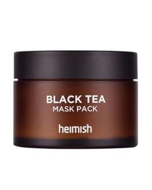 Heimish - Black Tea Mask Pack - 110ml
