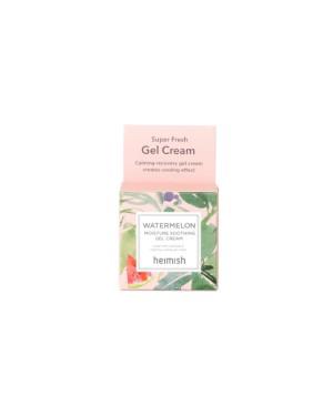 heimish - Gel-crème apaisant hydratant à la pastèque blister - 5ml