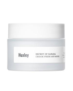 Huxley - Crème Fresh And More - 50ml