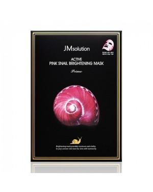 JMsolution - Active Pink Snail Brightening Mask Prime - 1pc