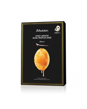 JMsolution - Honey Luminous Royal Propolis Mask - 1pc