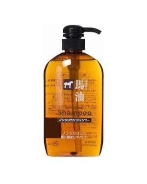 KUMANO COSME - Horse Oil Shampooing sans silicone - 600ml