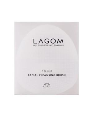 LAGOM - Cellup Brosse nettoyante pour le visage - 1pc