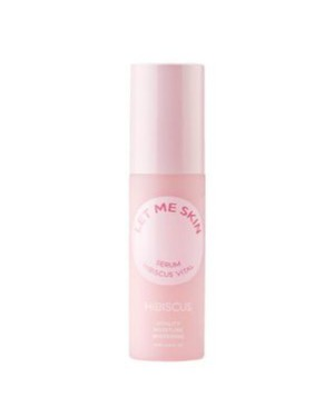 Let Me Skin - Hibiscus Vital Serum - 50ml