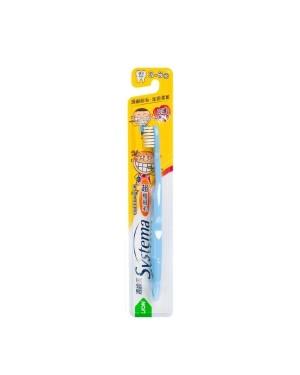 LION - Systema Kid Toothbrush (Age 3-6) - Random Colour - 1pc