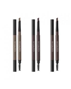 MACQUEEN - My Strong Auto Eyebrow Pencil Hard Powder - 0.35g