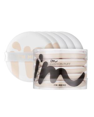 MEMEBOX - I'M Cushion Puff - 5pcs
