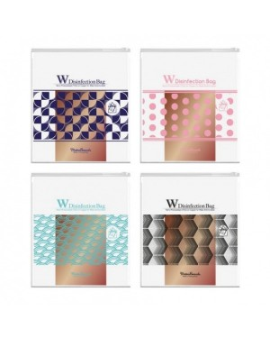 Metro Brands - Sac de masque W - 1pc