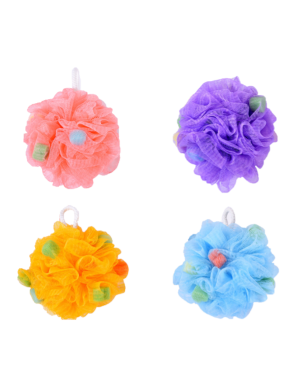 MINGXIER - Boule de douche (couleur aléatoire) - 1pc