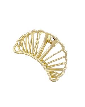 MsBlossom - Shell-shaped Hair Claw - 1pc