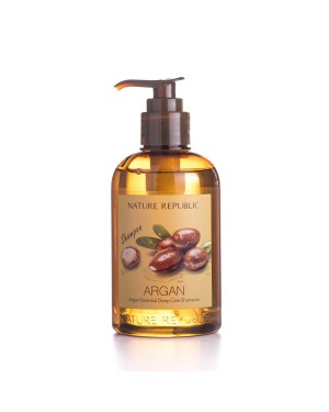NATURE REPUBLIC - Argan Essential Deep Care Shampoo - 300ml