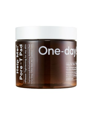 One-day's you - Help Me Pore-T Pad - 60pads