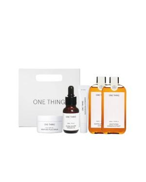 ONE THING - Ensemble apaisant hydratant - 1set(5items)