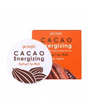 PETITFEE - CACAO Masque pour les yeux hydrogel énergisant - 84g (60pcs/30pairs)