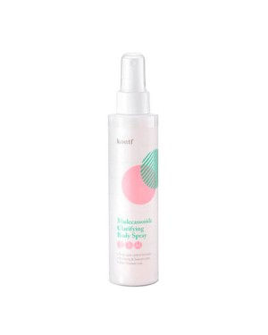 PETITFEE - Koelf - Madecassoside Clarifying Body Spray - 150ml