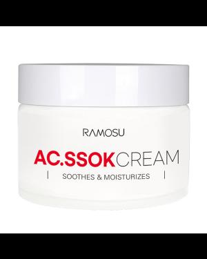 RAMOSU - AC.Ssok Crème (sans parfum) - 50ml