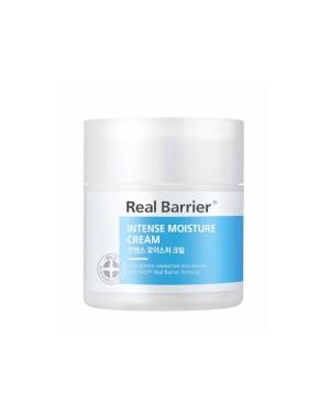 Real Barrier - Crème hydratante intense