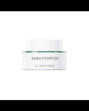 Rebuy for you - Crème verte AC - 50ml