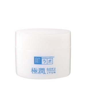 Rohto Mentholatum  - Hada Labo Gokujyun Hyaluronic Acid Cream (Japan Version) - 50g
