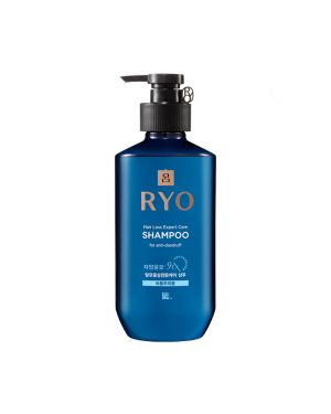 Ryo Hair - Jayangyunmo 9EX Hair Loss Expert Care Shampoo - For Anti-Dandruff - 400ml
