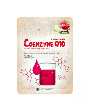 S+Miracle - Masque Essence Coenzyme Q10 - 1pc