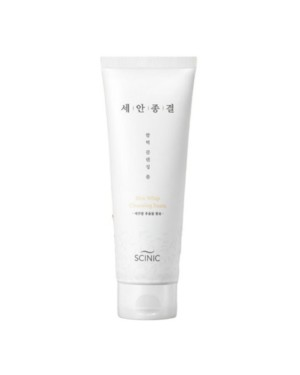 SCINIC - Mousse nettoyante Perfect Wash Rice Whip - 220ml