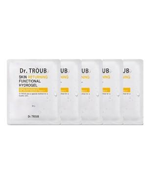 Sidmool - Dr.Troub Skin Returning Masque Hydrogel fonctionnel - 5pcs