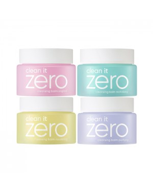 BANILA CO - Clean it Zero Set - Sea Green