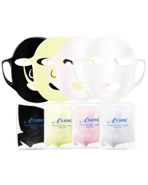 Stylevana - Reusable Silicone Mask Cover - 2pcs/set