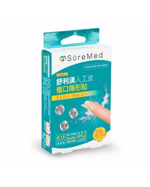SureMed - Bandages hydrocolloïdes (spéciaux pour les doigts) - 24pcs