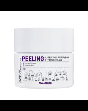 SWANICOCO - Crème Peeling Purifiante A-PHA - 50ml