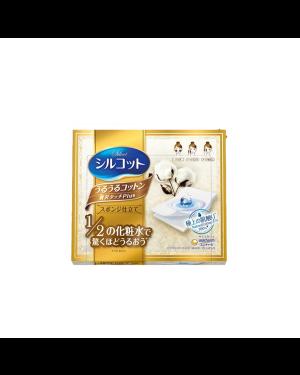 unicharm - Silcot - Uruuru Organic Cotton - 36pcs