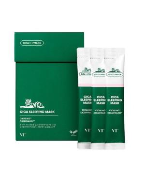 VT Cosmetics - Cica Sleeping Mask - 4ml x 30pcs
