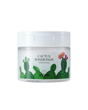 YADAH - Cactus Toner Pads - 150ml/60pads
