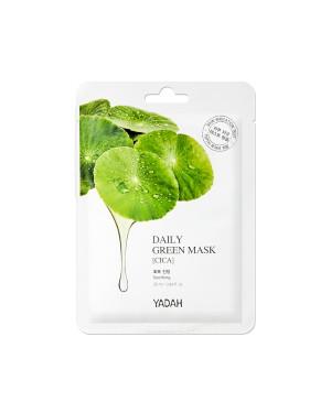 YADAH - Daily Green Mask - Cica - 25ml X 1pc