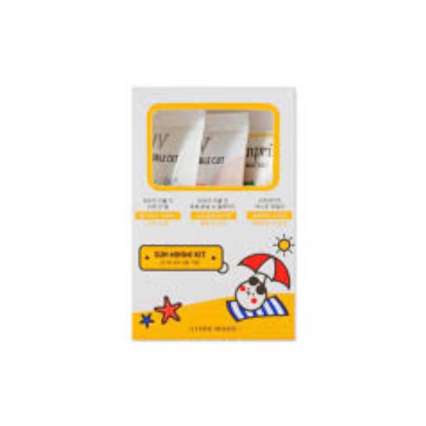 Etude House - Sun Mini Kit - 1pack(3 items)