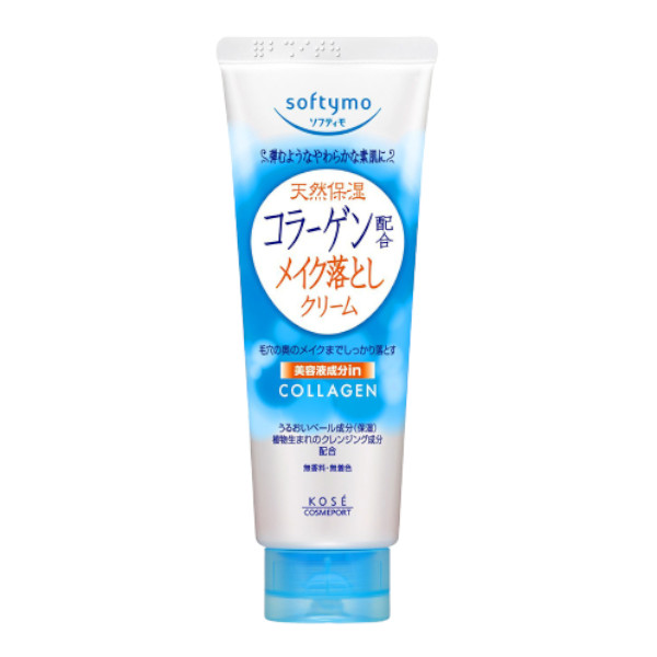 Kose - Softymo - Collagen Cleansing Cream - 210g