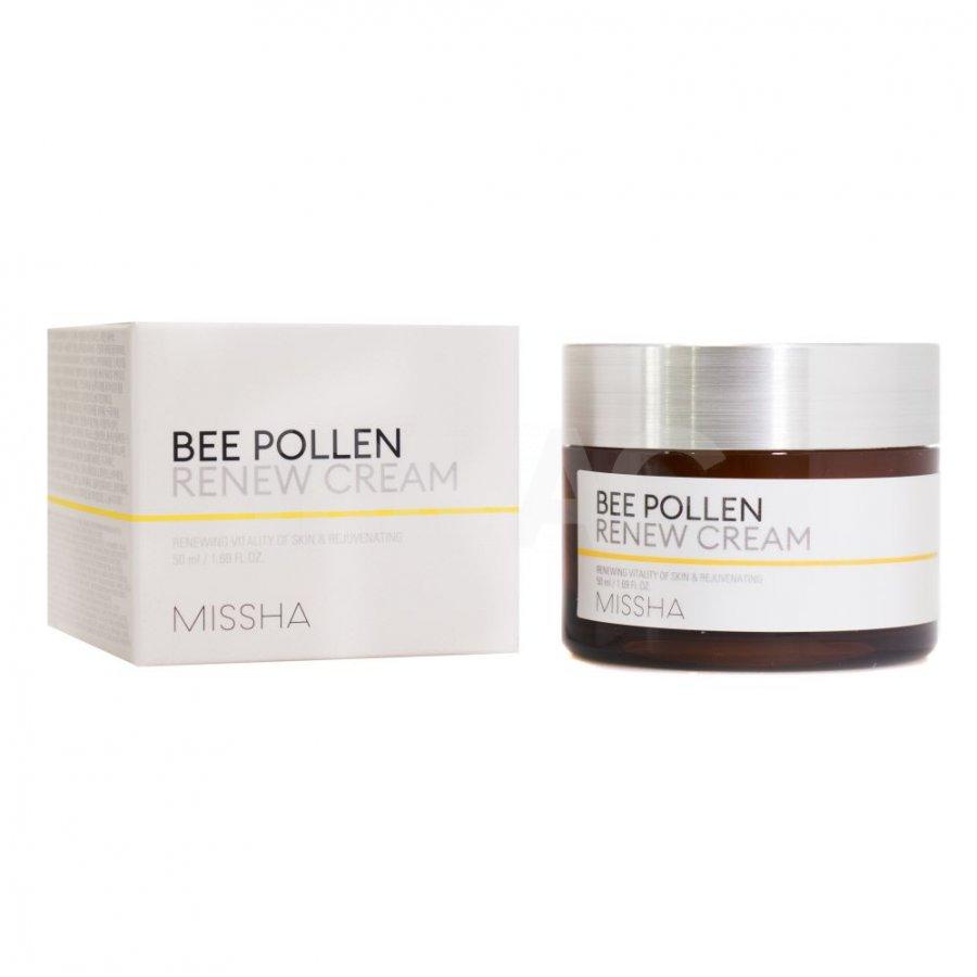 MISSHA - Bee Pollen Renew Cream - 50ml