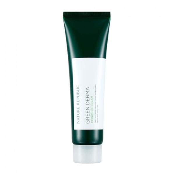 NATURE REPUBLIC - Green Derma Mild Ceramide Cream - 50ml