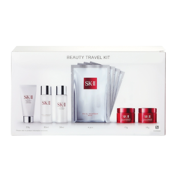 SK-II - Beauty Travel Kit - 9pcs